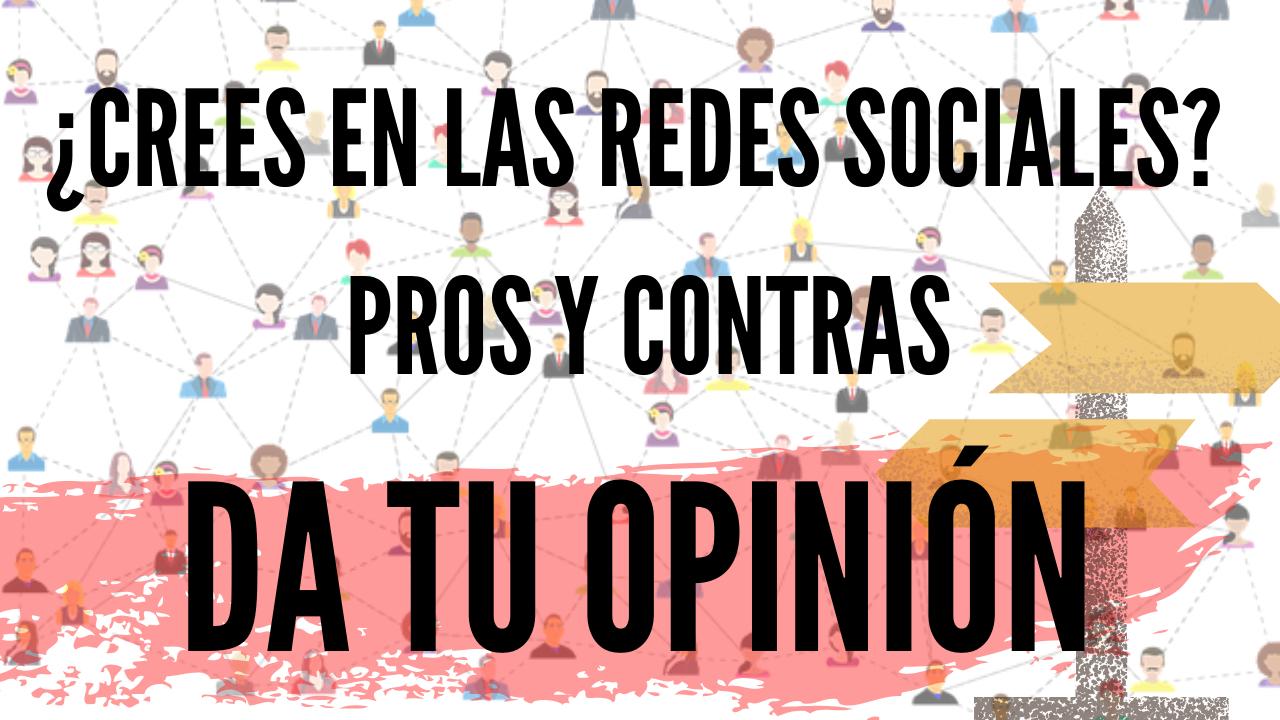 CREES EN LAS REDES SOCIALES