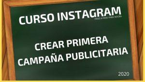 crear primera publicidad en instagram