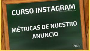 Curso instagram metricas importantes aprender ads quieroganar