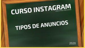 tipos de anuncios en instagram
